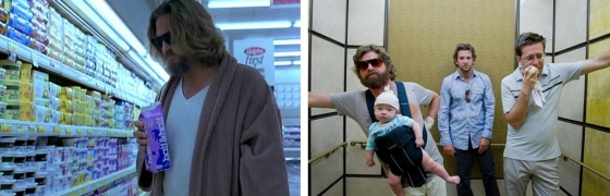 The Big Lebowski, Hangover