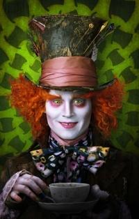 Alice im Wunderland_Johnny Depp