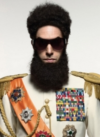 The Dictator_Sacha Baron Cohen