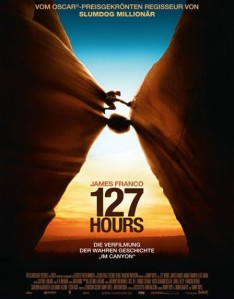 127 Hours(c) 20th Century Fox